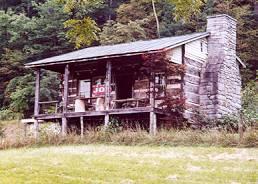 1 Log Cabin