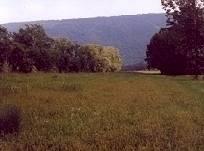 Massanutten Mountain Range