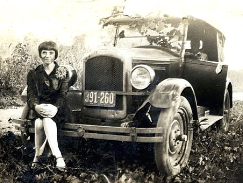 Elsie Mae Waddell - 1927