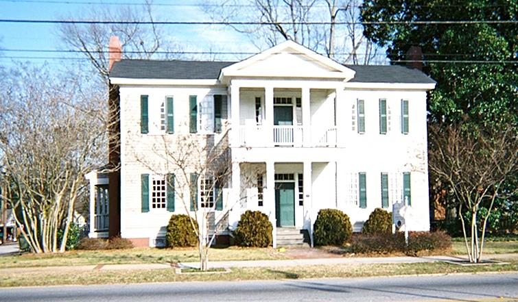 C. D. Davis house in Monroe, GA