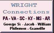 Click to view my Wright Family pages