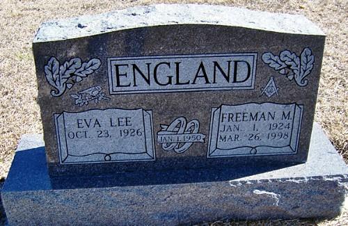 Freeman's Tombstone