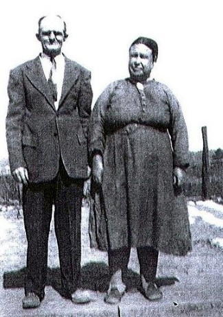 Robert and Emily Proctor