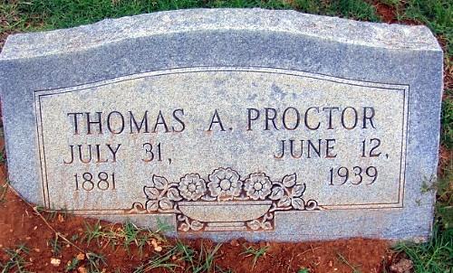 Thomas Proctor's Tomb