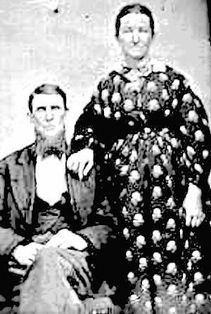 Tryphena (Padgett) and Milton Johnson