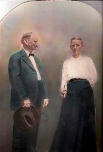 William Andrew and Lillie Bowen (Davis) Elliott