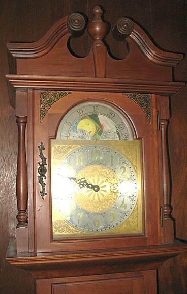 Grandfather Clock - bottom