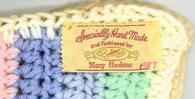Mary's Sewing Label