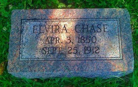 Elvira Chase Tomb