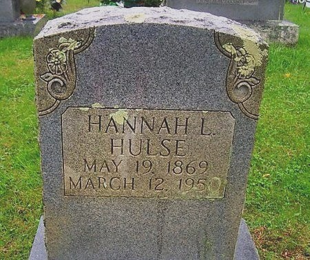 Hannah Rachel Hulse