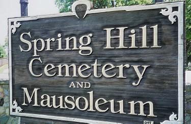 Spring Hill Cemetery - Monroe Co. KY
