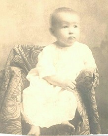 Aunt Mary (1916) as baby