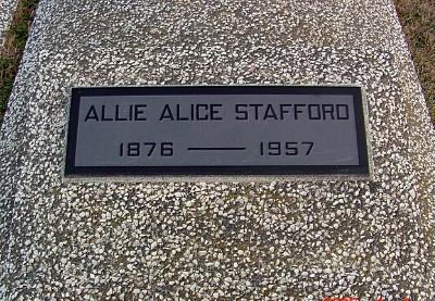 Allie (Jobe) Stafford