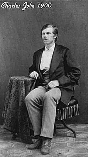Charles Stoddard Jobe 1900