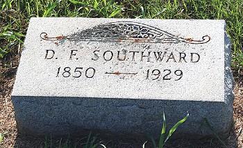 David Franklin Southward Tombstone