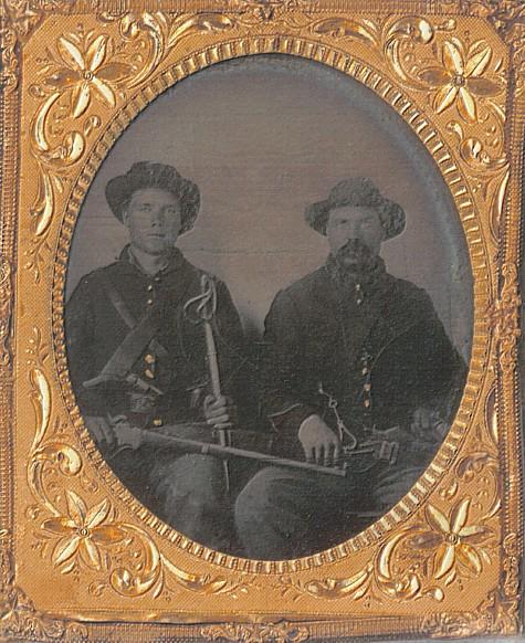 Ephriam Perkins Jobe - Civil War