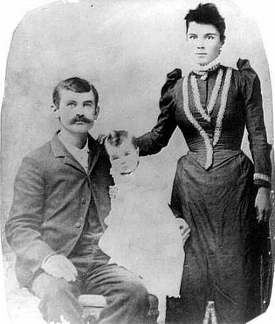 Robert Dallas Southward and family