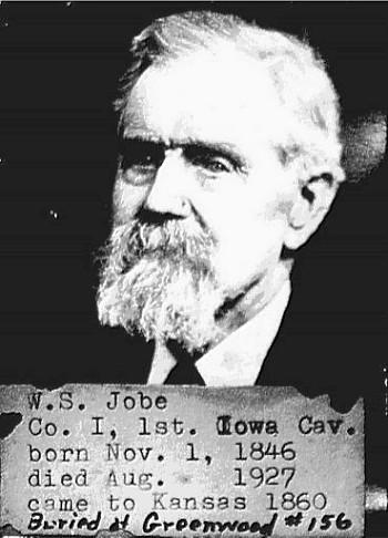 William Shepherd Jobe