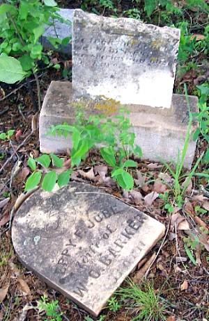 Eppie's Tombstone (broken)