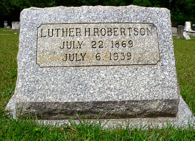 Luther's Tombstone
