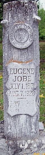 Eugene's Tombstone