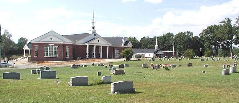 Wheeler Grove Baptist Church and Cemetery