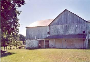 New Diary Barn - Taken Summer 2005
