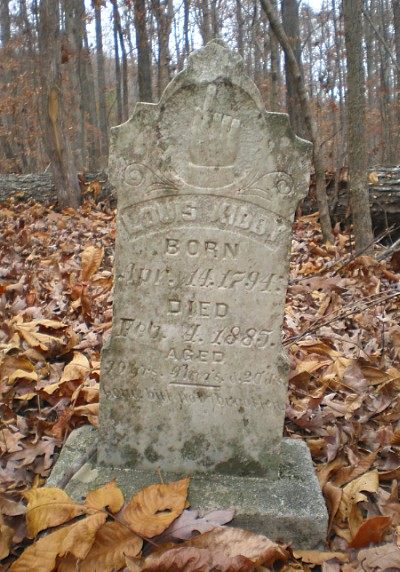 Louis Kiddy Tombstone