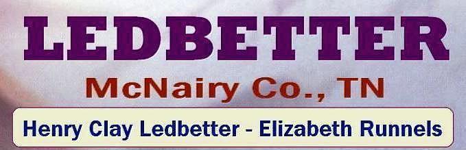 Ledbetter Banner