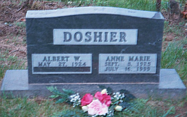Albert's Tombstone