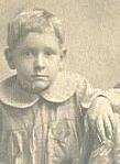 Uncle Bill as a young boy