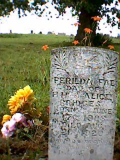Perilda's Tombstone