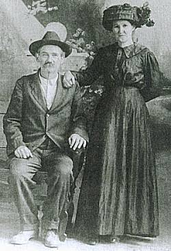 Alexander Page and Emaline (Robinson) Page