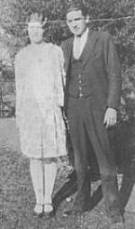 James Wesley Page and wife, Georgia Lee (Merriman)