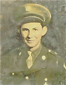 James Calvin Powers - during WWII