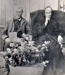 Leonard Hale and Lourana Page (1900)