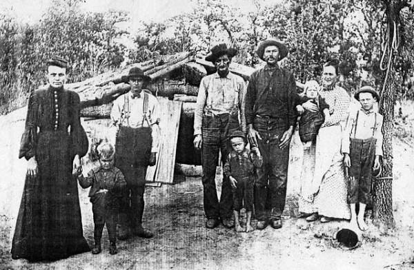 Daniel Hardy Hale Family 1912