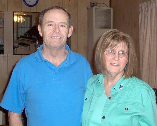 Allan and me April 25, 2007