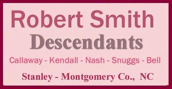 Robert Smith Banner