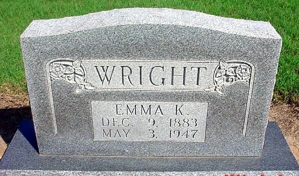 Emma's Tomb