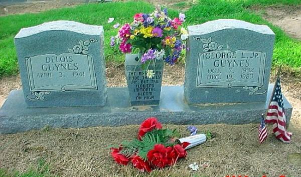 Geroge Lafayette Guynes Jr's Tomb