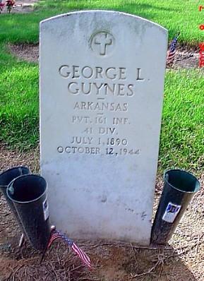 George's Tomb