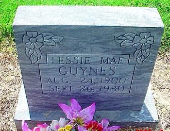 Lessie's Tomb