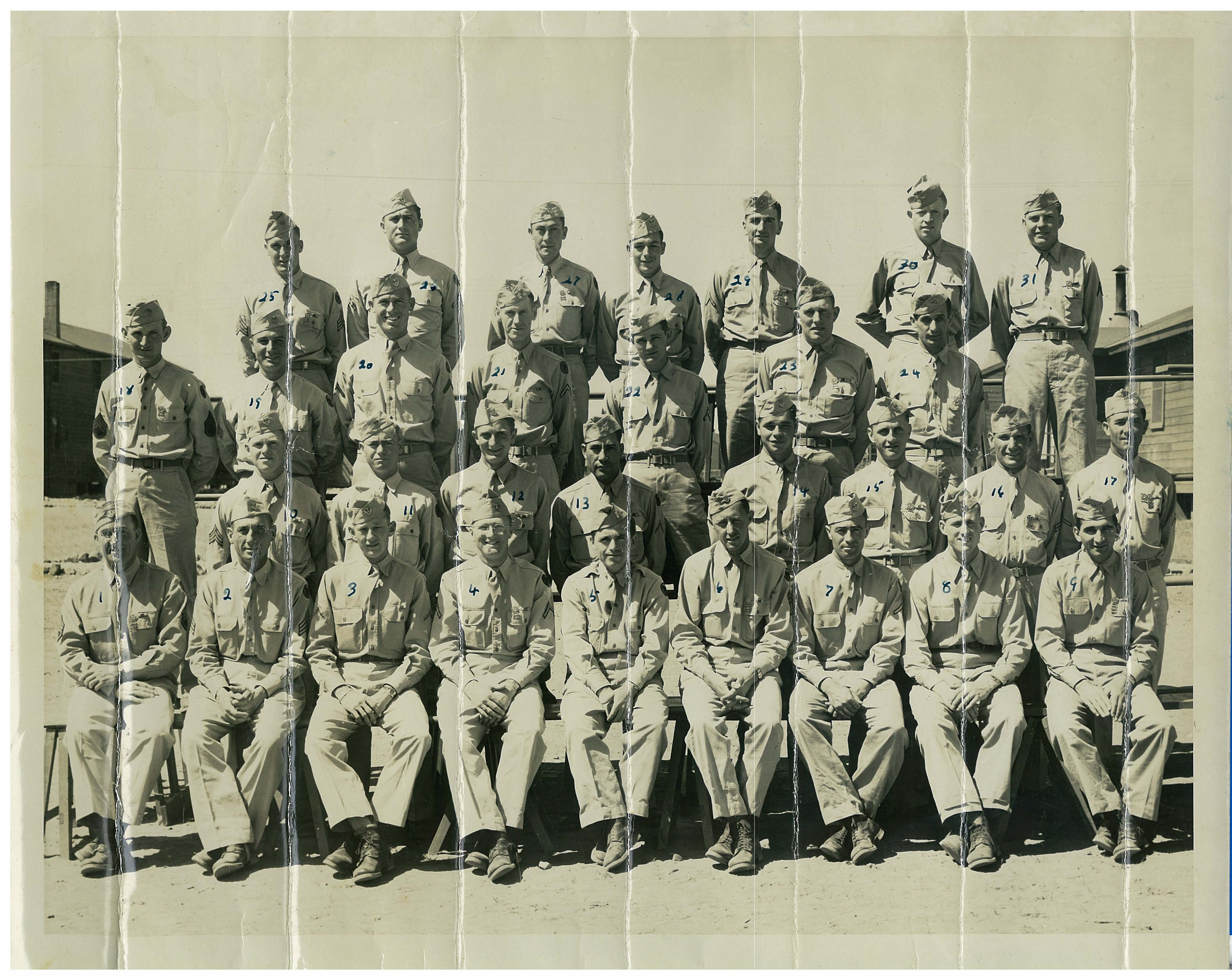 323rd Inf, 2nd Battalion, Co H (Heavy Weapons), 81st