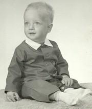 Terry Joseph age 1