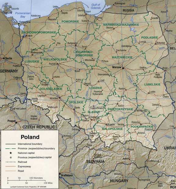 Current Map Of Germany.Polish Immigrant History Bay County Mi Bay Journal
