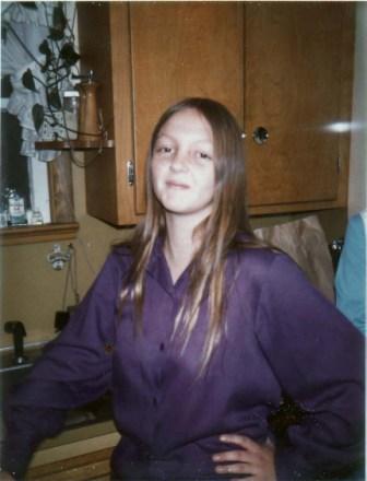 Sande at 13