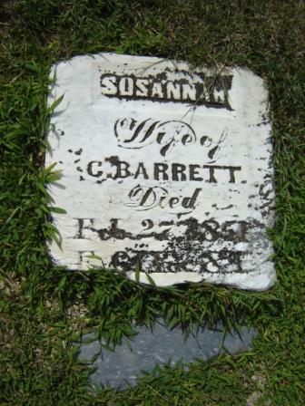 Susannah Barrett