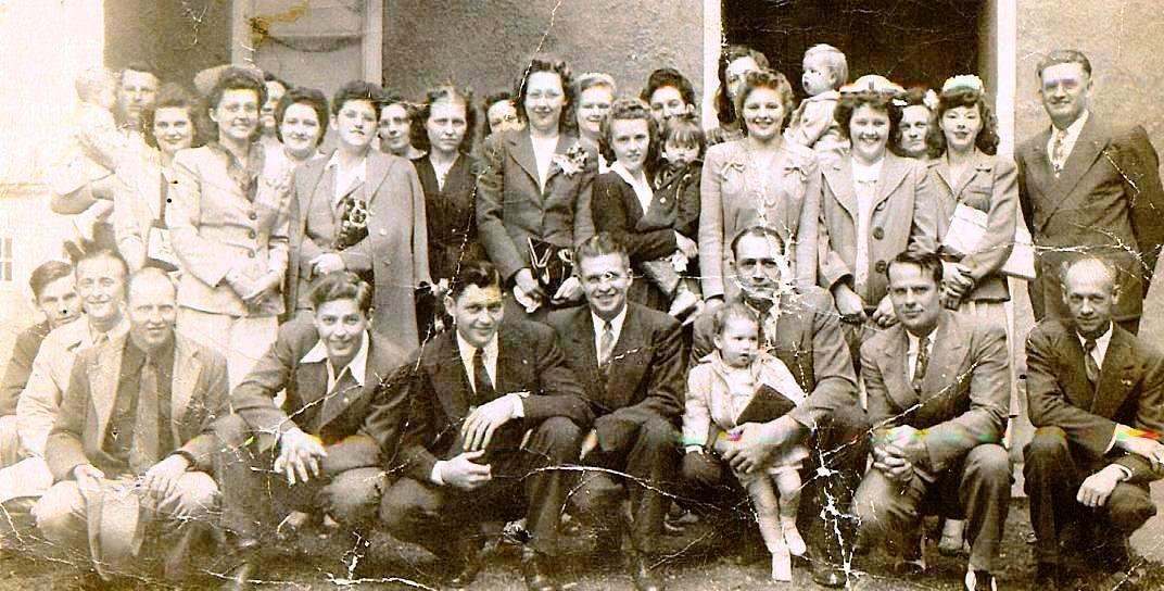 BOYD, Bill & Betty Family