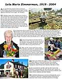 Lola Zimmermans Obituary